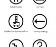 公共建筑标识系统技术(1)
